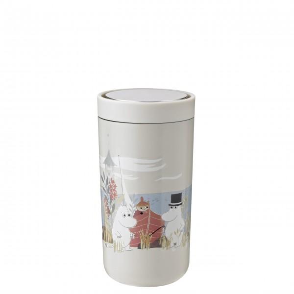 Wundervoller Moomin-Thermobecher von Stelton