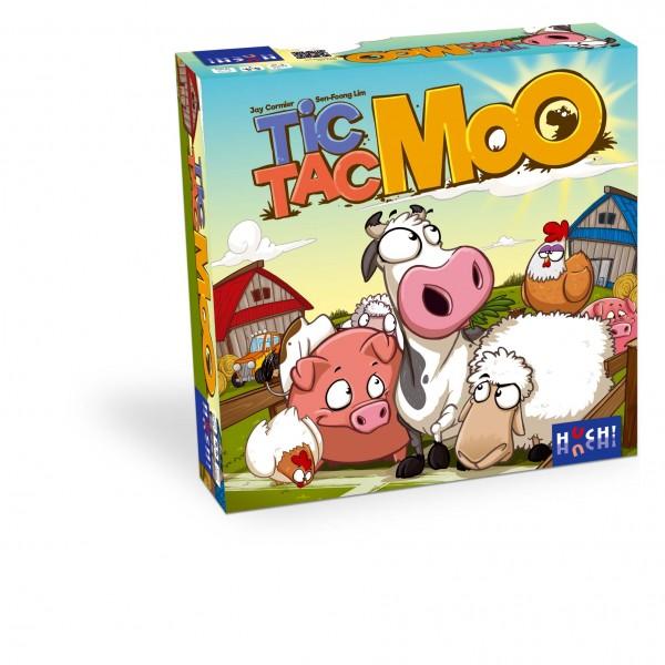 Kinderspiel Tic Tac Moo von HUCH!