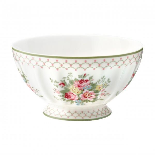 "GreenGate Schüssel - French Bowl ""Aurelia"" (White)"