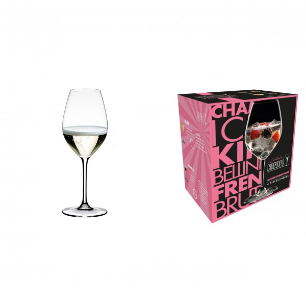 """Riedel Champagne-Set """"Mixing"""" - 4 tlg."""