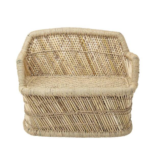 "Bloomingville Sofa aus Bambus ""Natur"" (Braun)"