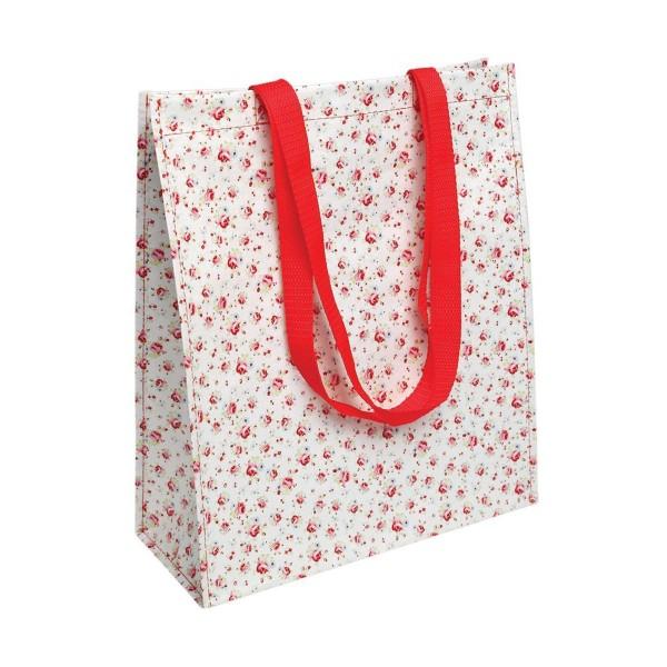 Einkaufstasche mit Henkeln und schönem Print!