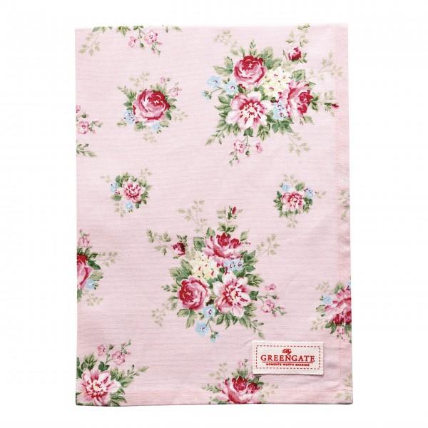 """GreenGate Geschirrtuch """"Aurelia"""" (Pale Pink)"""