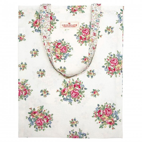 """GreenGate Shopper """"Franka"""" (White)"""
