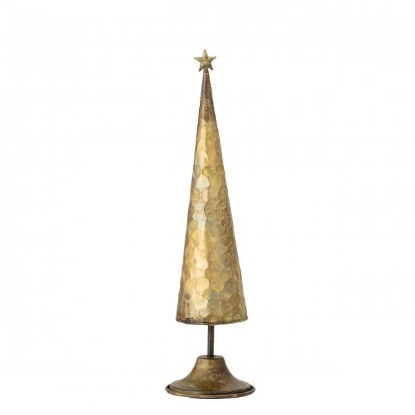 """Bloomingville Weihnachtsdeko """"Tannenbaum"""" (Gold)"""