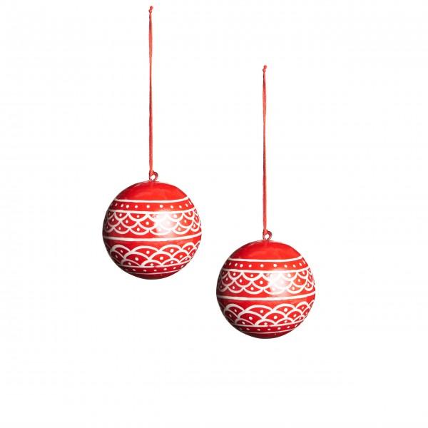Weihnachtsdeko im klassischen Stil: von Ib Laursen