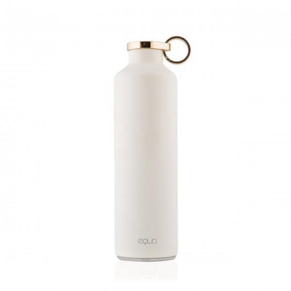 """equa Trinkflasche """"Basic"""" (Schneeweiß), 680ml"""