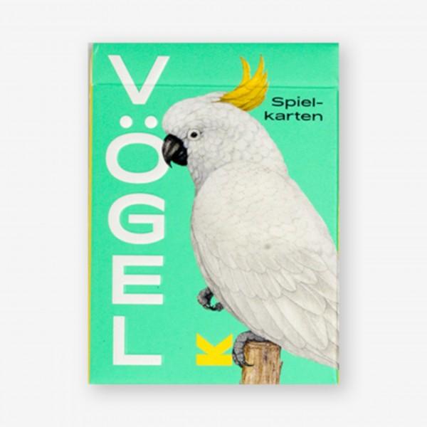 """Spielkarten """"Vögel"""" von Laurence King"""
