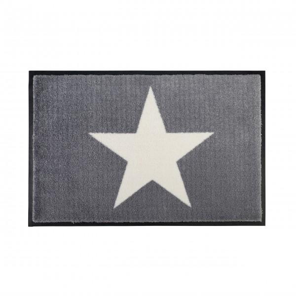 Gift Company Fußmatte Star (Grau)