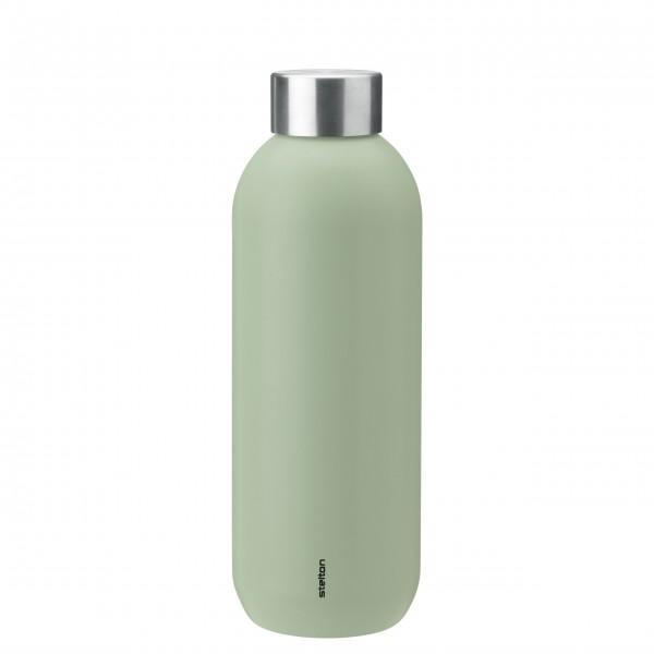 "Stelton Trinkflasche ""Keep Cool"" - 600 ml (Seagrass)"