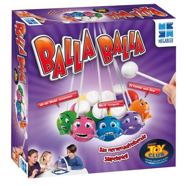 """Balla Balla!"" Kinder- & Familienspiel von MEGABLEU"