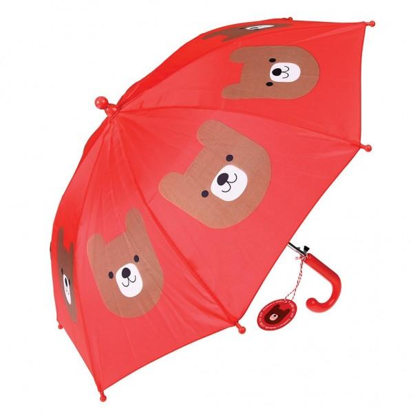 """Kinderregenschirm """"Bruno the Bear"""" von Rex LONDON"""
