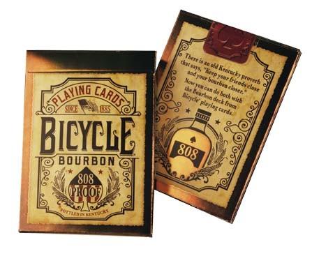 """Kartenspiel """"Bourbon"""" von Bicycle"""