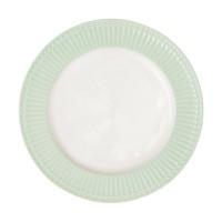 Grüner Teller von GreenGate - Genuss auf dem Tisch!