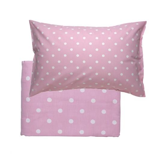 Cath Kidston Bettwäsche Large Spot rosa