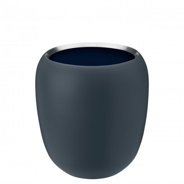 """Stelton Vase """"Ora"""" - Klein (Blau)"""