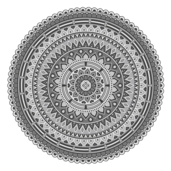 """Matteo Teppich """"Mandala"""""""