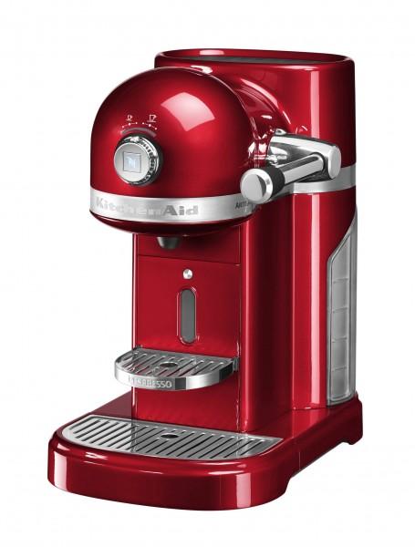 KitchenAid Nespressomaschine (Liebesapfel-Rot)