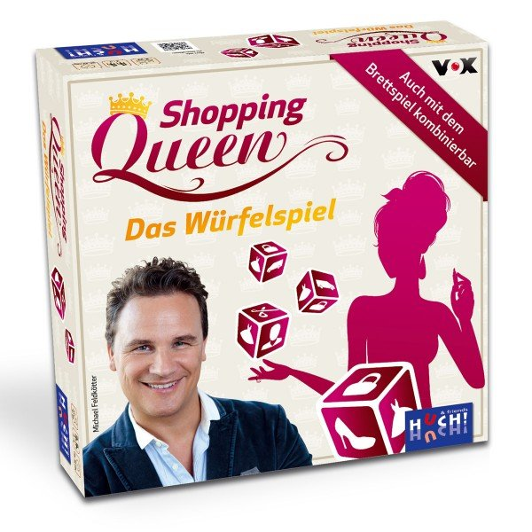 Shopping Queen - Würfelspiel