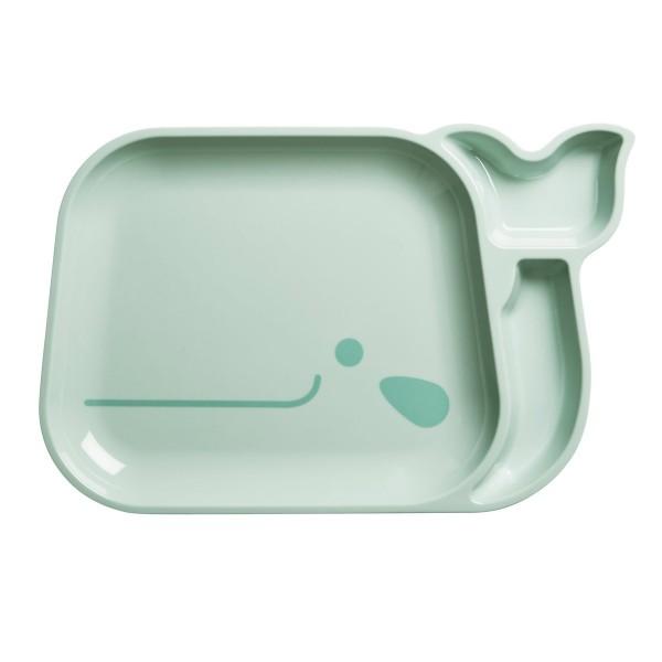 Kleiner Wal für den riesen Hunger - Menüteller von Rice