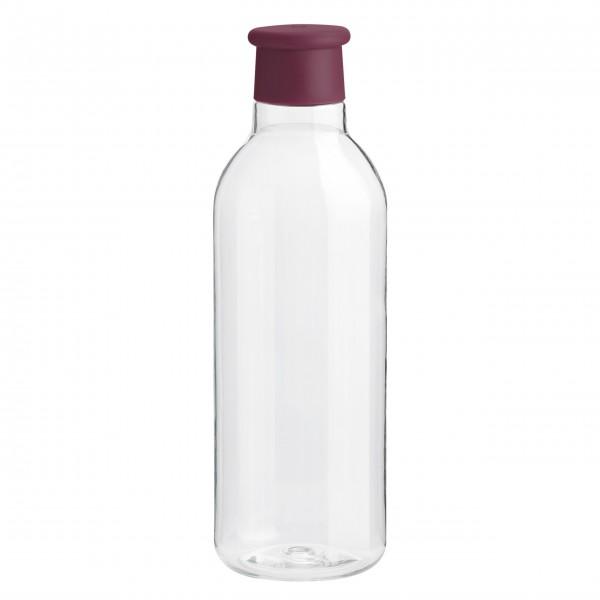 """Stelton Rig-Tig Wasserflasche """"DRINK-IT"""" - 0,75L (Aubergine)"""
