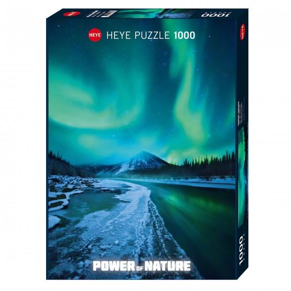 """Puzzle """"Northern Lights"""" von HEYE"""