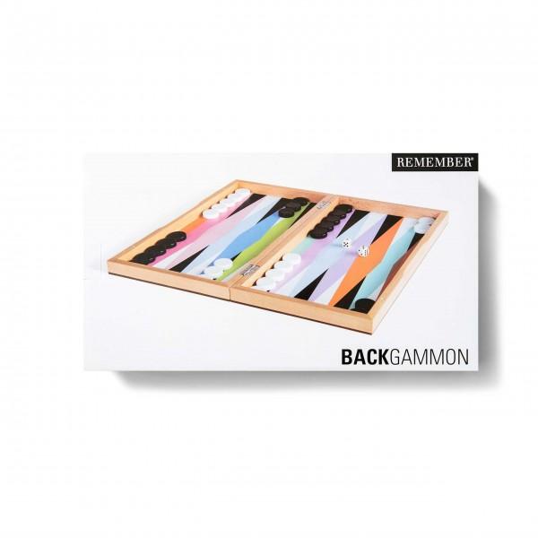 Backgammon Spiel von Remember