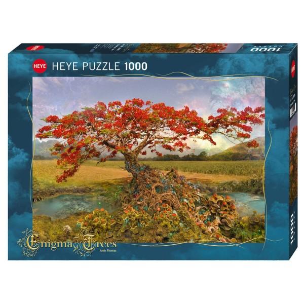 """Puzzle """"Strontium Tree"""" von HEYE"""