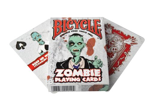 """Kartenspiel """"Zombie"""" von Bicycle"""