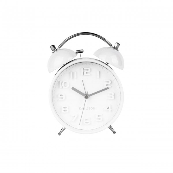 "Present-Time-Wecker-""Mr.-White""-(Weiss)-KA5721WH-1"