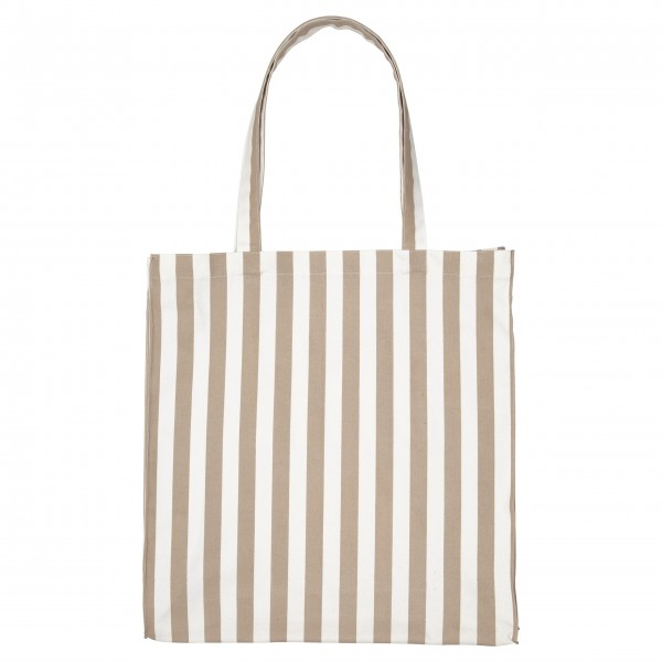 "GreenGate Großer Shopper ""Rigmor"" (White)"
