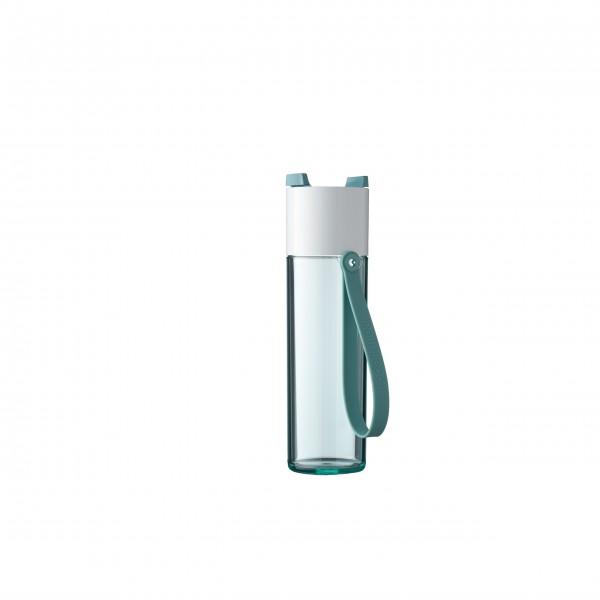 """Mepal Trinkflasche """"JustWater"""", (Grün), 500 ml"""