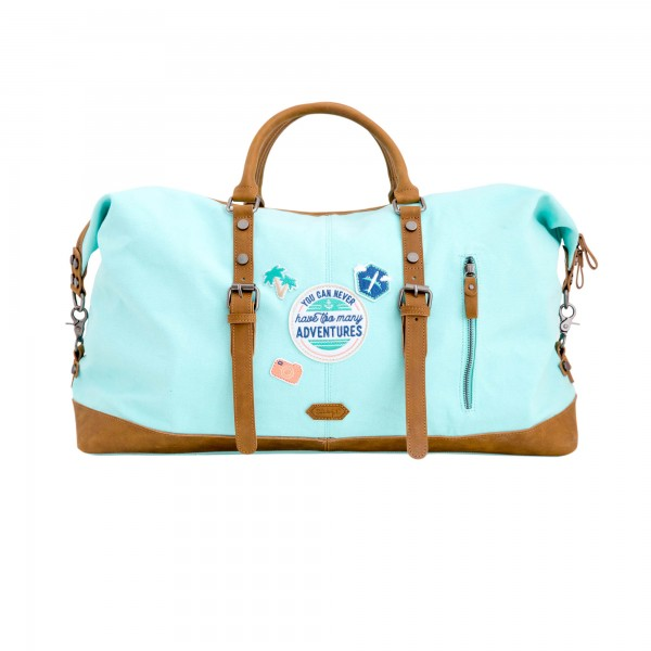 "Reisetasche ""You can never have too many adventures"" von mr. wonderful*"
