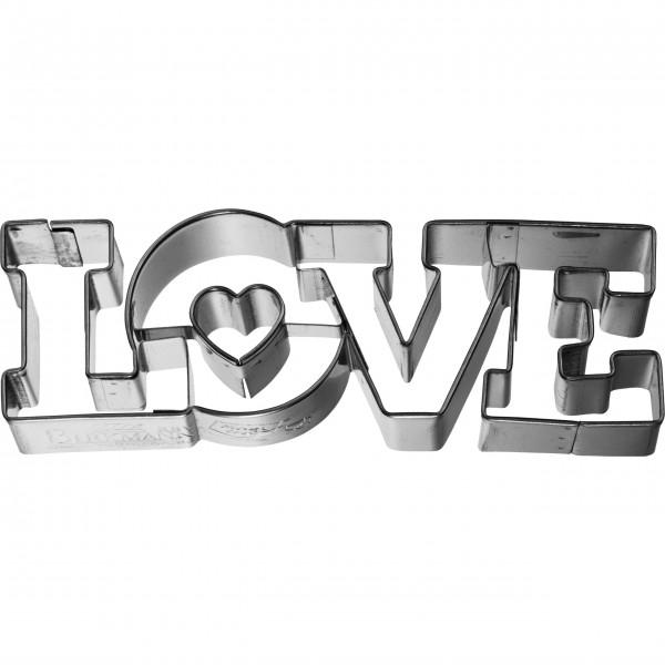 """Birkmann Ausstechform """"Love"""""""