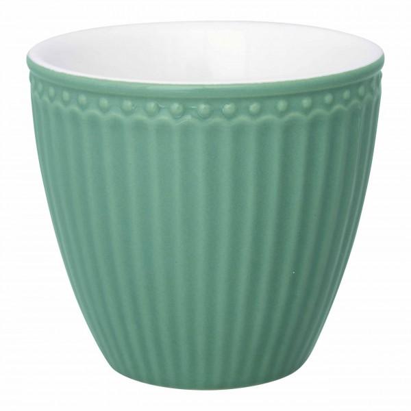 Charmanter Keramikbecher von GreenGate