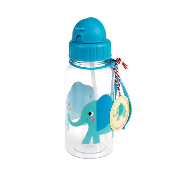 """Trinkflasche für Kinder """"Elvis der Elefant"""""""