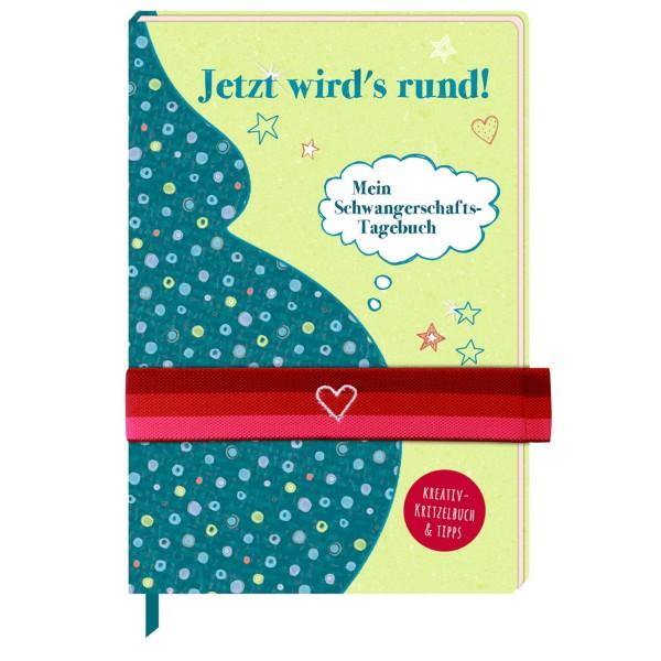 Tagebuch für werdende Mamas