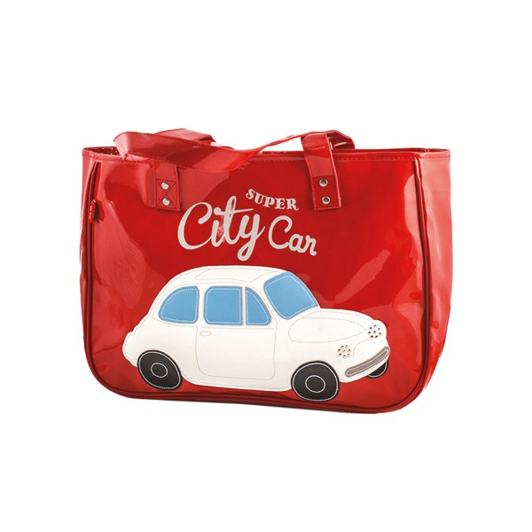 "Kultiger Shopper im ""Fiat 500""-Design"