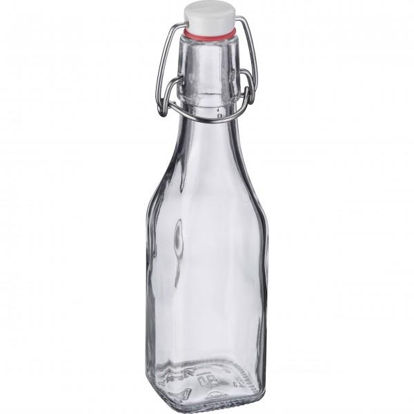 Westmark Bügelverschlussflasche mit Anhänger - 250 ml