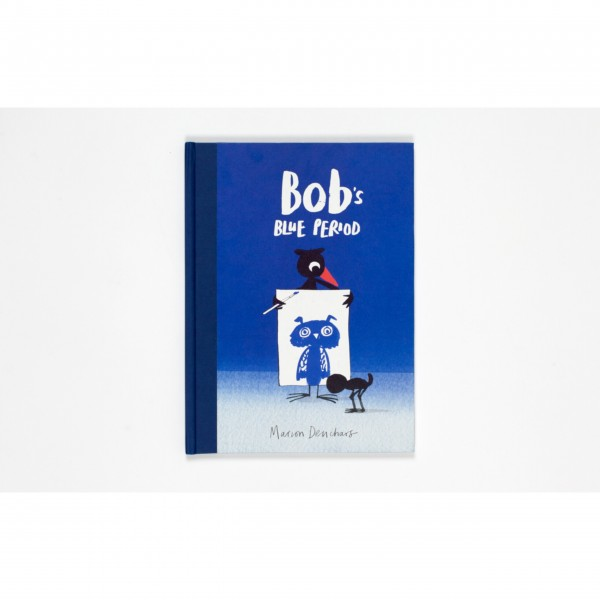 "Laurence King Kinderbuch ""Bobs blue Period"""