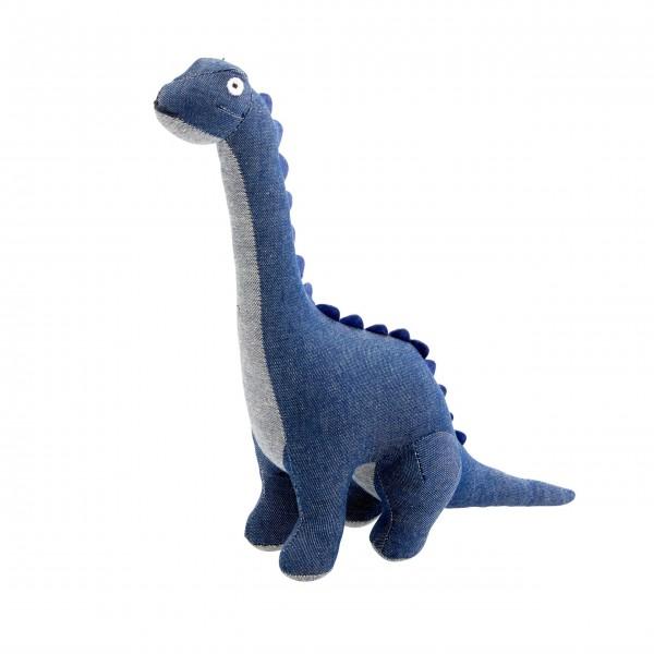 Kleiner Dino zum Kuscheln und Spielen