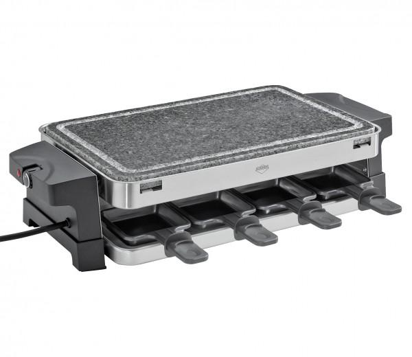 """KÜCHENPROFI-8er-Raclette-""""Basic""""-1783001000-1"""