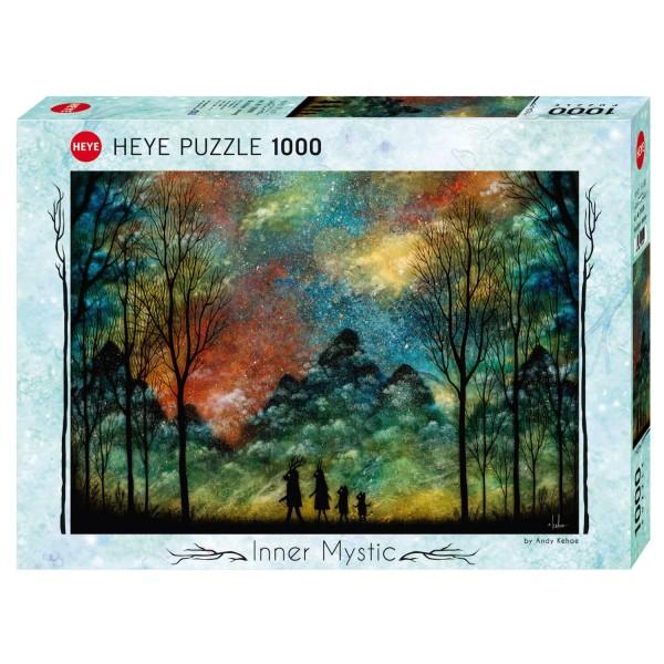 """Puzzle """"Wondrous Journey"""" von HEYE"""