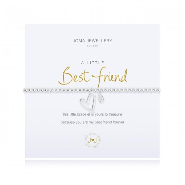 "Armband ""a little - Best Friend"" von Joma Jewellery"