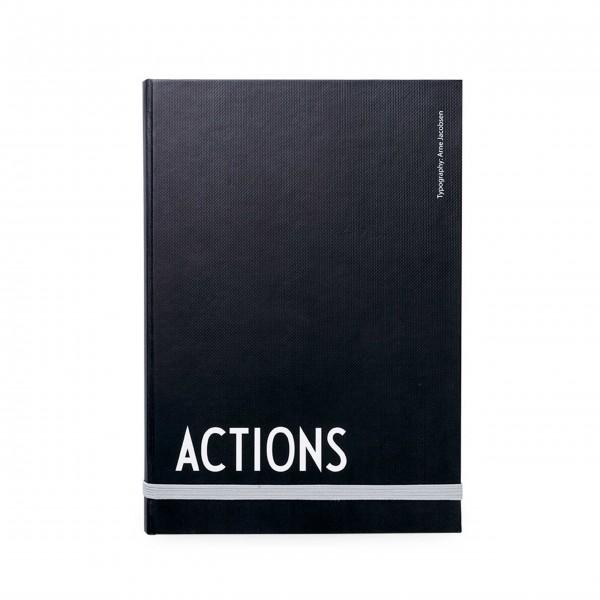 Kleines Notizbuch von DESIGN LETTERS