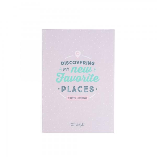 "Reisejournal ""Discovering my new favorite places"" von mr. wonderful*"