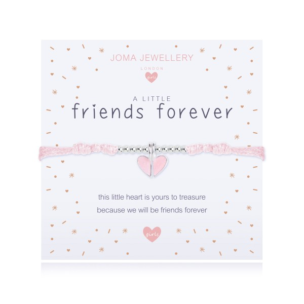 "Armband ""a little - Friends Forever"" von Joma Jewellery"