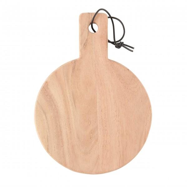 Formschönes Servierbrett aus Akazienholz: von Ib Laursen