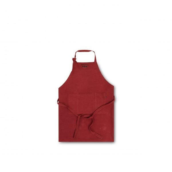 "Lexington Schürze aus Baumwolle ""Holiday"" - 80x105 cm (Rot)"