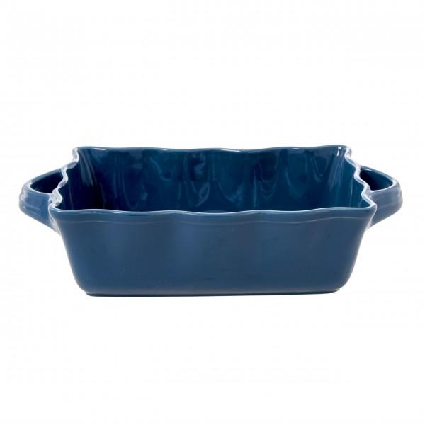 """Rice Auflaufform """"Dark Blue"""" - Medium-1"""